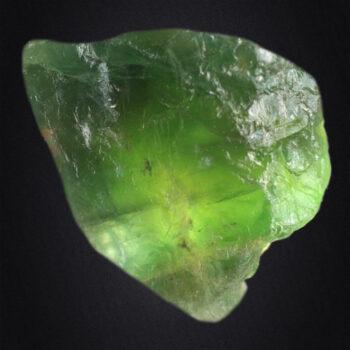 Apatyt zielony (Tulliumit)